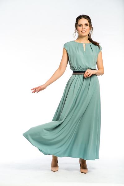 Платье макси, П-540