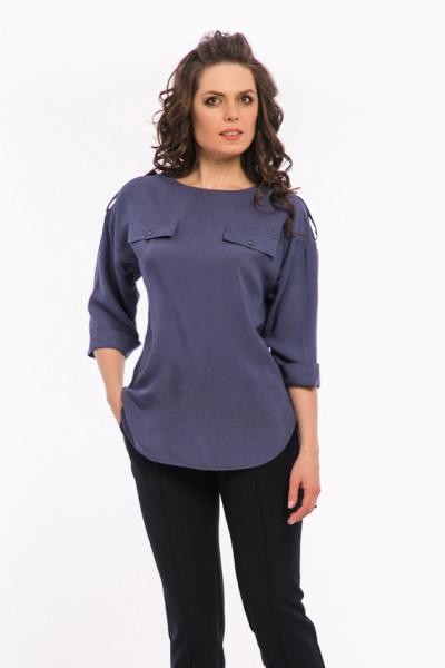 Блуза из вискозы, Б-258
